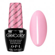 GelColor by O•P•I Suzi Shops & Island Hops Original