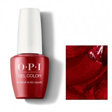 GelColor by O•P•I An Affair In Red Square ProHealth