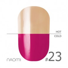 Naomi Gel Polish Collection THERMO 6ml 23