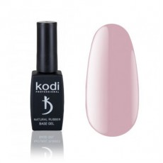 "Kodi Natural Rubber Base ""PINK"" 12ml"