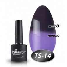 Nice Гель-лак Termo TS-14
