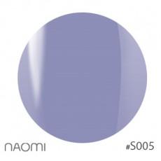 Naomi Лак для ногтей 12ml S005