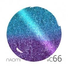 Naomi Cat Eyes-Сhameleon 6ml С66