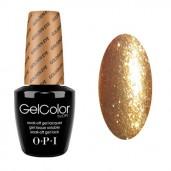 GelColor by O•P•I Golden Eye