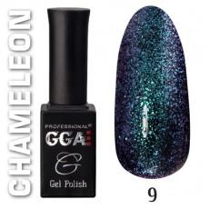 """GGA prof Gel Polish """"Chameleon"""" 09"""