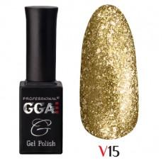 """GGA prof Gel Polish """"Vegas"""" V15"""