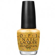 O•P•I Lacquer Pineapples Have Peelings Too
