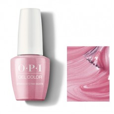 GelColor by O•P•I Aphrodites Pink Nightie ProHealth