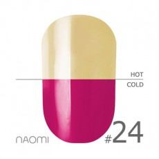 Naomi Gel Polish Collection THERMO 6ml 24
