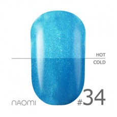 Naomi Gel Polish Collection THERMO 6ml 34
