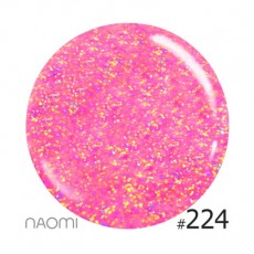 Naomi Gel Polish Lets Go Party 6ml 224