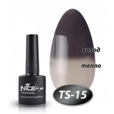 Nice Гель-лак Termo TS-15