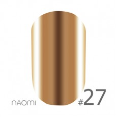 Naomi Metallic Collection 6ml M27