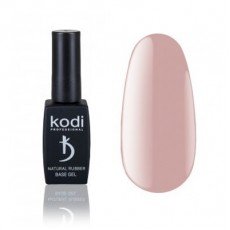 "Kodi Natural Rubber Base ""TEA ROSE"" 12ml"