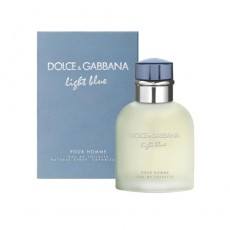Dolce Gabbana Light Blue Pour Homme edt 125 ml