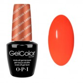 GelColor by O•P•I A Good Man-Darin Man is Hard to Find