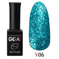 """GGA prof Gel Polish """"Vegas"""" V06"""