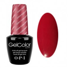 GelColor by O•P•I Chick Flick Cherry Original