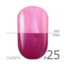Naomi Gel Polish Collection THERMO 6ml 25
