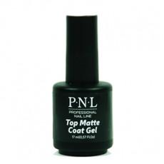 PNL Top Matte Coat Gel 17ml №505