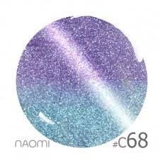 Naomi Cat Eyes-Сhameleon 6ml С68