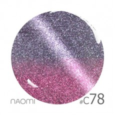 Naomi Cat Eyes-Сhameleon 6ml С78