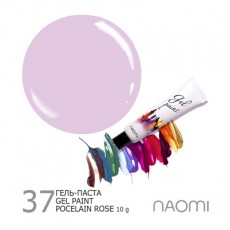 Naomi Гель-паста Pocelain Rose 37